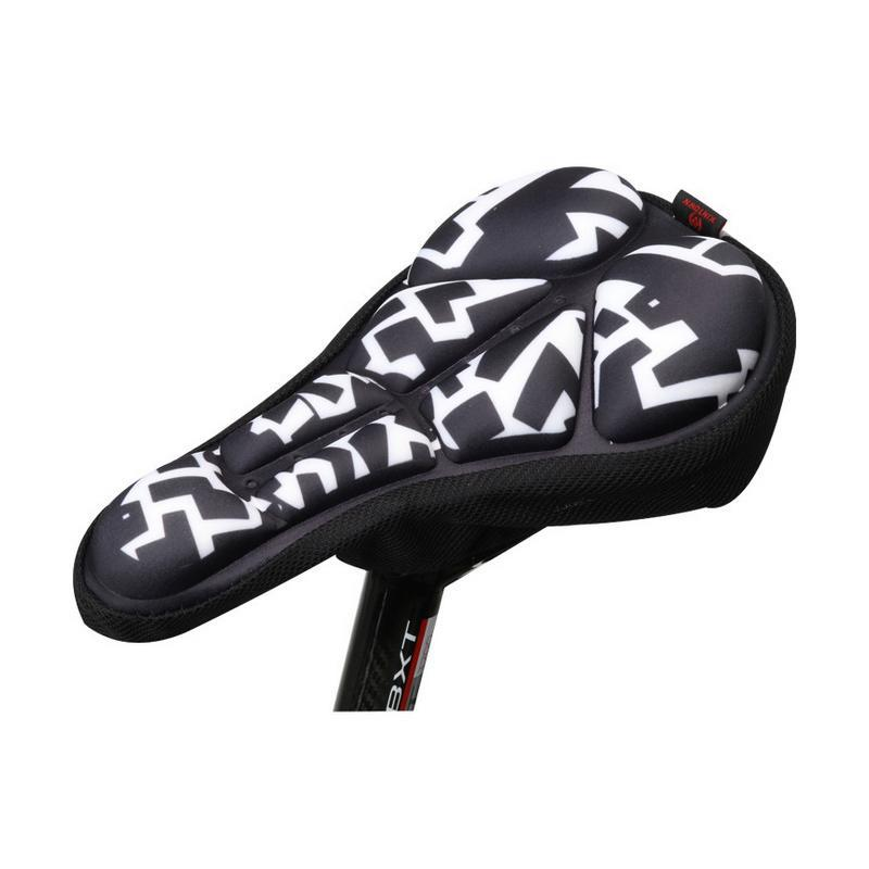 Memory Foam Bicycle Saddle