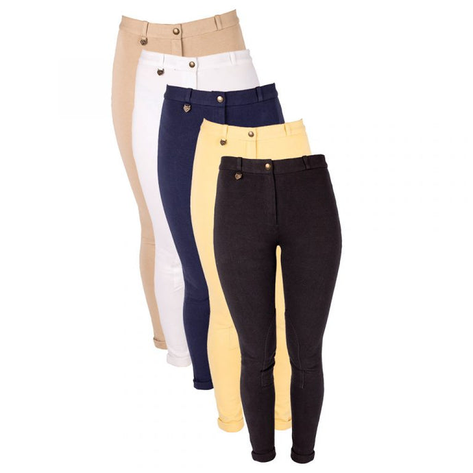 Loveson Ladies Plain Jodhpurs