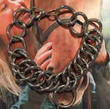 Curb Chain Bracelet - KJ Creations