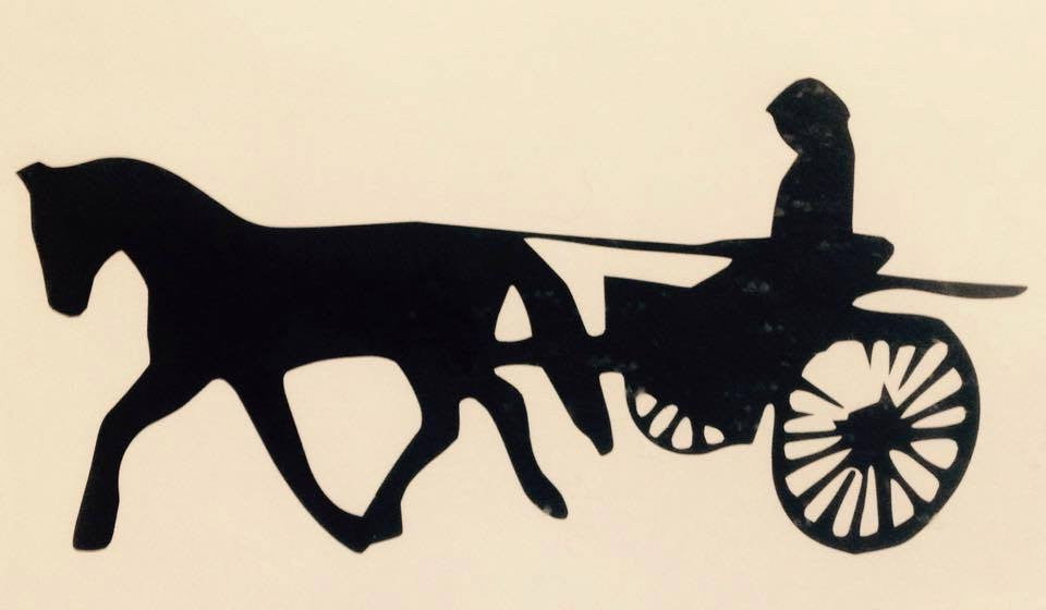 Carriage horse Decal - KJ Creations