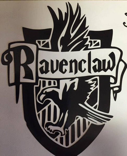 Harry Potter Ravenclaw House Decal - KJ Creations