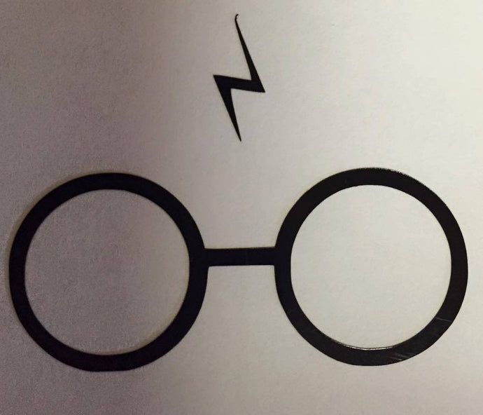 Harry Potter Decal - KJ Creations