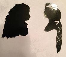 Dynamic Duo Merida & Elinor Decal - KJ Creations