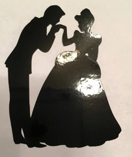 Ballroom Dance Decal - KJ Creations