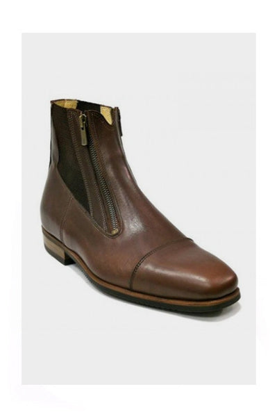 Z2 Paddock Boots (Brown) - KJ Creations