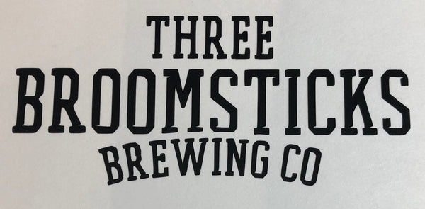 HP Inspired 3 Broomsticks Brewery Decal