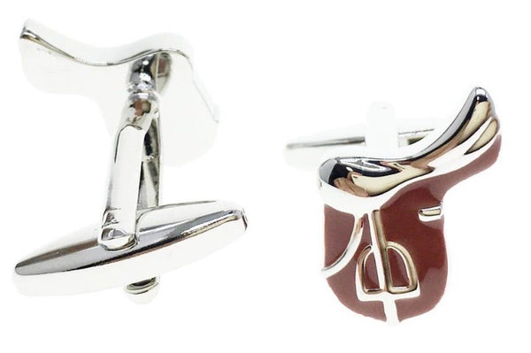 Men's Vintage Saddle Cufflinks