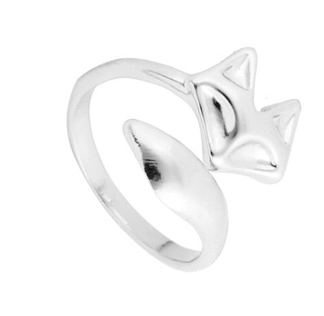 Foxy sited ring