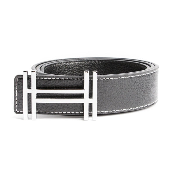 Oxer rail Leather Belt