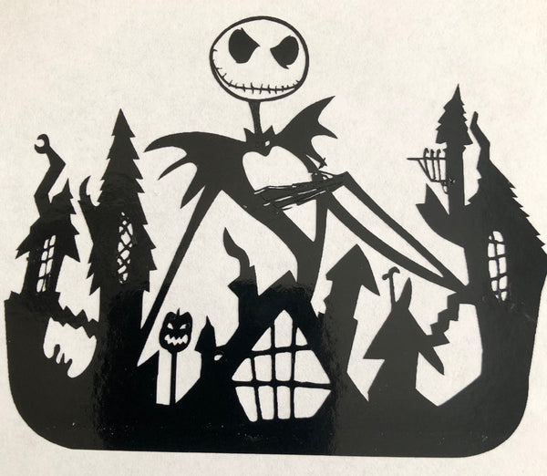 Nightmare before Christmas Town Jack