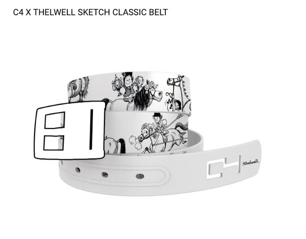 C4 Thelwell Sketch Belt