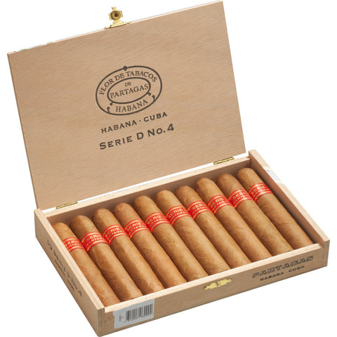 Partagas Series D No. 4