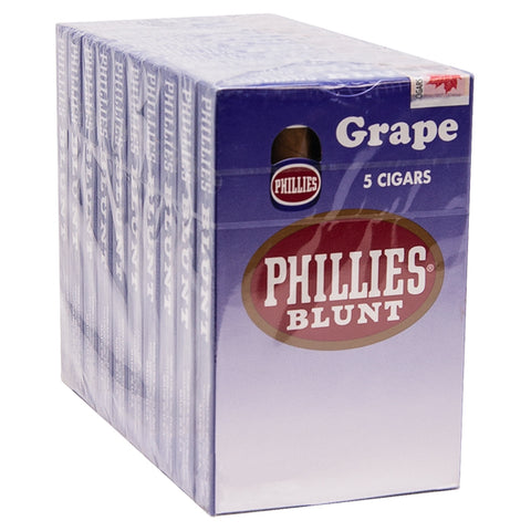 Phillies Blunt Grape (Sold individually or by the pack)