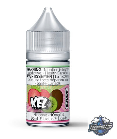 freedom fog RCV kel salt kiwi strawberry e juice e liquid