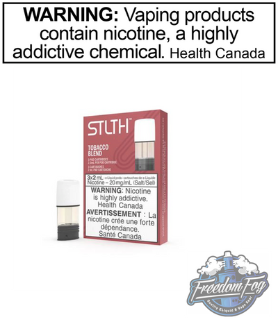 Tobacco Blend STLTH Pod 3 Pack