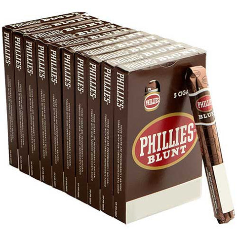 Phillies Blunt Chocolate (Sold individually or by the pack)