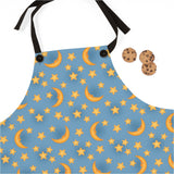 Cute Aprons | Baking Midnight Snacks Apron For Women-Aprons-TD Gift Solutions.com