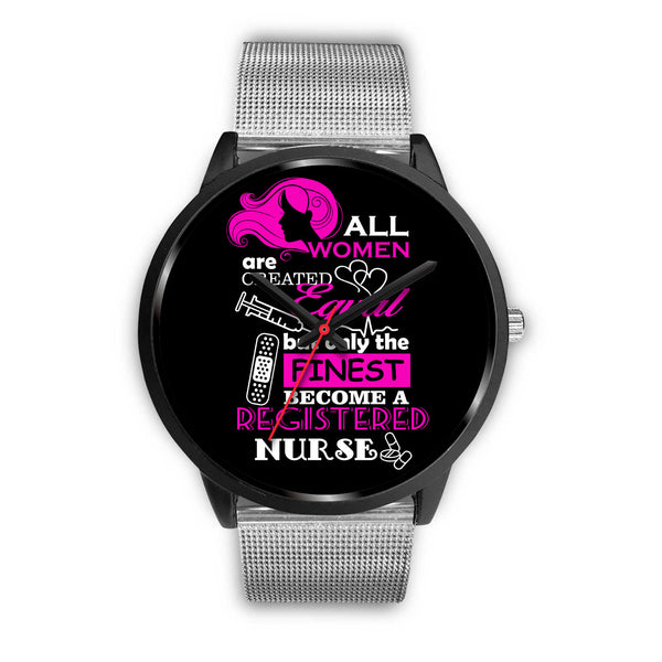Registered Nurse Only The Finest Watch | Nursing Life | Scrub Life - TD Gift Solutions.com