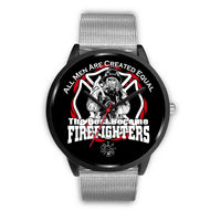 Fire Fighter Hose Jockey Watch | Fire Rescue | Fire Fighter Heros - Black Watch