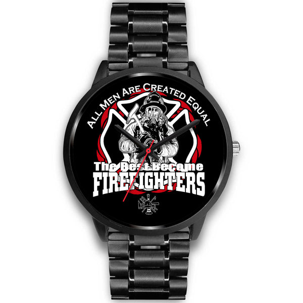 Fire Fighter Hose Jockey Watch | Fire Rescue | Fire Fighter Heros - TD Gift Solutions.com