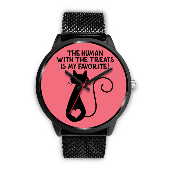 Cat Stuff Womens Watch | Cat Gear | Crazy Cat Lady - TD Gift Solutions.com