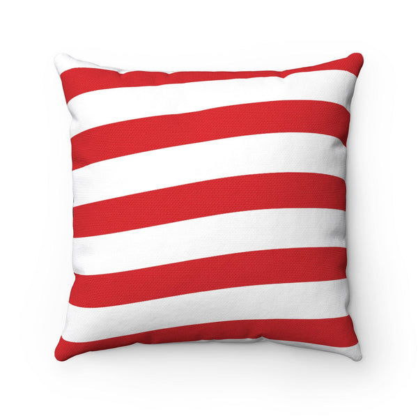 Creative Home Decor - Stars and stripes beautiful indoor pillow comes in various sizes.