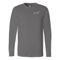 Respiratory Therapy Urban Legends | Canvas Long Sleeve Shirt | RT Swag - T-shirt