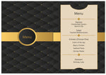 Demetrice Custom Invites and Menu Cards -