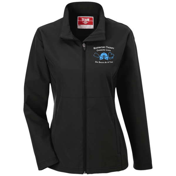 Respiratory Therapist | Ladies Respiratory Care Week Softshell Jacket - Jackets