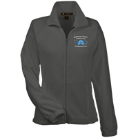 Respiratory Care Week | Respiratory Care Women's Fleece Jacket-Jackets-TD Gift Solutions.com