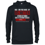 Funny T-shirts | I Need To Reset My BS Meter Delta French Terry Hoodie-Sweatshirts-TD Gift Solutions.com