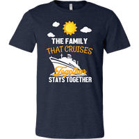 Family Cruise Shirts | Personalized Family Cruise Shirts-T-shirt-TD Gift Solutions.com