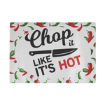 Chop It Like It's Hot Cutting Board | Kitchen Tools | Kitchen Gadgets | Home Decor - TD Gift Solutions.com