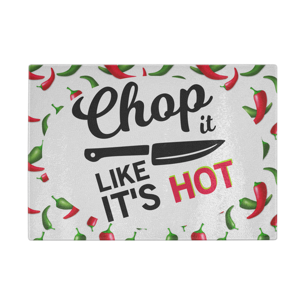 Chop It Like It's Hot Cutting Board | Kitchen Tools | Kitchen Gadgets | Home Decor - Cutting Boards