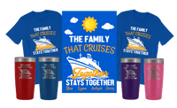 Cruise Queen: Custom Order-Poster-TD Gift Solutions.com