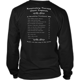 RT Swagger | Respiratory Therapy Urban Legends District Long Sleeve T-Shirt - TD Gift Solutions.com