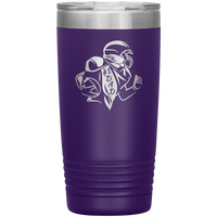 Gifts For Dad | Number One Dad Fathers Day Tumbler-Tumblers-TD Gift Solutions.com