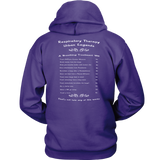 Respiratory Therapy Urban Legends Unisex Hoodie | RT Swag - T-shirt