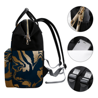 Customizable Multifunctional Mummy Bag Ultra-Large Backpack Waterproof Handbag-Mummy bag-TD Gift Solutions.com