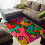 Home Decore Abstract Loop Rug | Area Rug-Rugs-TD Gift Solutions.com