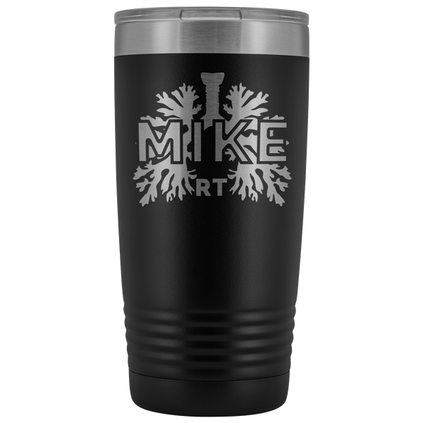 20 oz Personalized Respiratory Name Tumbler-Tumblers-TD Gift Solutions.com