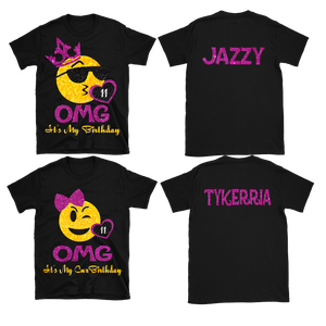 Jazzy's Birthday T-shirts