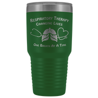 Respiratory Therapy Gifts | 30 oz Respiratory Care Week Tumbler - Tumblers