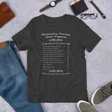 Respiratory Therapy Urban Legends Short-Sleeve Unisex T-Shirt | RT Swagger-T-Shirt-TD Gift Solutions.com