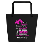RNL - RN Life | Only The Finest Become A Registered Nurse Tote Bag-TD Gift Solutions.com