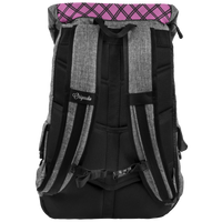 Pink Crisscross Penryn Backpack | Accessories-Backpack-TD Gift Solutions.com