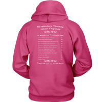 Respiratory Therapy Urban Legends | Unisex Hoodie | RT Swag - TD Gift Solutions.com