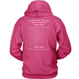 RT Swagger | Respiratory Therapy Urban Legends Unisex Hoodie - T-shirt