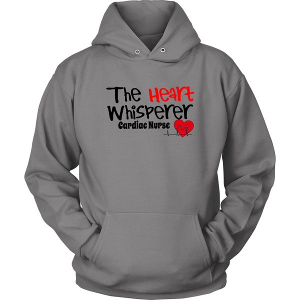 Nursing Life Cardiac Nurse Unisex Hoodie | RN Gifts | Nurse In Training-T-shirt-TD Gift Solutions.com