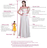 Modest Prom Dresses,Organza Ruffles Two Piece Prom Dress with Sequins Beading ,SIM607
